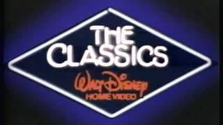 Download Walt Disney Home Video The Classics Logo / Ident. Video