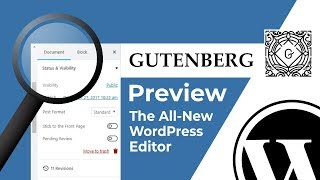 Download Gutenberg Demo: The NEW EDITOR Experience in WordPress 5.0 Video