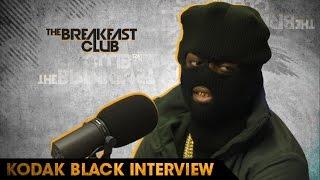 Download Kodak Black Talks Being The Best Rapper, Exposing Himself in the Shower & Being Locked Up Video
