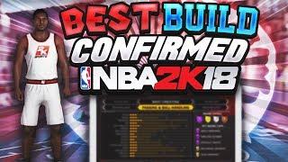 Download BEST BUILD IN NBA 2K18 CONFIRMED!! 2K DEVS RELEASED THE TRUTH!! Video