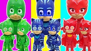 Download Clone PJ Masks appeared!! Defeat the Robot PJ Masks!! - DuDuPopTOY Video