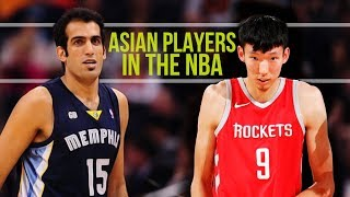 Download Basketball Players from Asia Who Played in the NBA Video