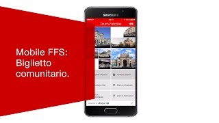 Download Mobile FFS: Biglietto comunitario. Video