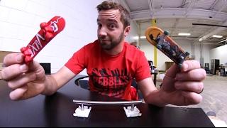 Download FINGERBOARD VS 3D PRINTED FINGERBOARD! Video
