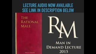 Download Man in Demand Rollo Tomassi Lecture Audio Finally Available Now Video