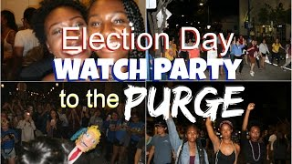 Download UCLA Election Day Watch Party | to The PURGE Video