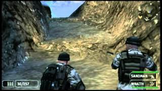 Download SOCOM: Fireteam Bravo 2 (PSP) PlayStation TV Gameplay Video