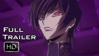 Download Full Trailer | Code Geass: Lelouch of the rebellion (English) Video