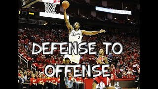 Download NBA ″Defense Leading to Offense″ Moments Video