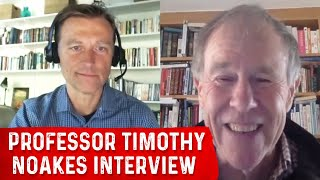 Download Dr. Berg & Professor Timothy Noakes on the Ketogenic Diet & Exercise Myths Video