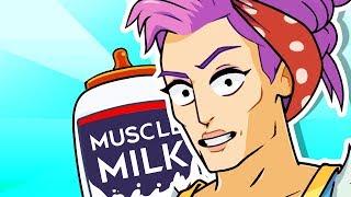 Download Yo Mama so Strong! Milk Video