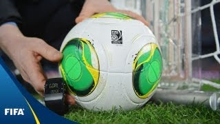 Download Goal-line technology put to the test Video