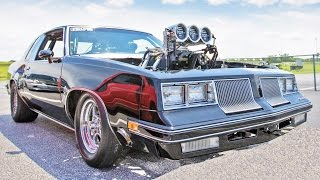 Download 1650hp BLOWN Cutlass - NOT Your Grandad's! Video