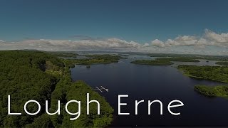 Download Lough Erne from above Video