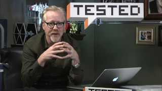 Download Adam Savage Answers: What's the Scariest Experience You've Had on Mythbusters? Video