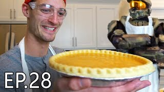 Download WORLD'S BEST PUMPKIN PIE (Master Chef) | Living With Chief Ep.28 Video