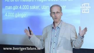 Download Börje Ohlsson föreläser om hur man blir en toppförsäljare Video