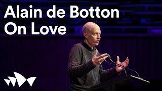Download Alain de Botton: On Love | Sydney Opera House Video