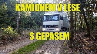 Download KAMIONEM V LESE S GEPASEM Video