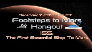 Download ISS: The First Essential Step to Mars Video