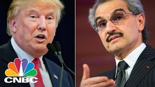 Download Prince Alwaleed: Conciliatory Tone By Donald Trump Calmed Markets | CNBC Video