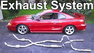 Download Does a Performance Exhaust Increase Horsepower? (How to Install an Exhaust System) Video