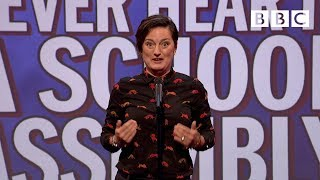 Download Things you never hear in school assembly | Mock the Week - BBC Video