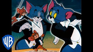 Download Tom & Jerry | Music Time! 🎼 | Classic Cartoon Compilation | WB Kids Video