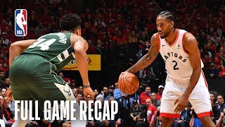 Download BUCKS vs RAPTORS | Toronto Takes Two Up North | Game 4 Video