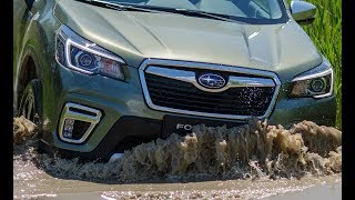 Download 2020 Subaru Forester e-Boxer – Off-road Test Drive Video