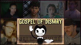Download ″Gospel of Dismay″ Song By DAGames (Reaction Mashup) Video