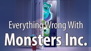 Download Everything Wrong With Monsters Inc. In 14 Minutes Or Less Video