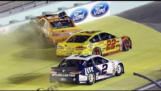 Download Top 10 NASCAR Sprint Cup Series Crashes of 2016 Video