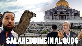 Download SPECIAL!! SALAHEDDINE IN PALESTINA - ALQUDS Video