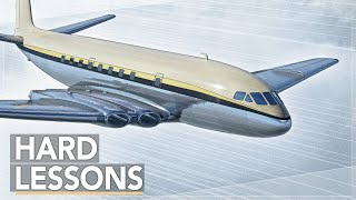 Download Why You Wouldn't Want to Fly The First Jet Airliner: De Havilland Comet Story Video