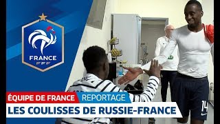 Download Equipe de France : les coulisses de Russie - France (1-3) I FFF 2018 Video