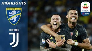 Download Frosinone 0-2 Juventus | Late Ronaldo & Bernardeschi Goals In Fifth Straight Juve Win | Serie A Video