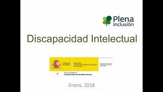Download La discapacidad intelectual (Javier Tamarit. Enero 2018) Video