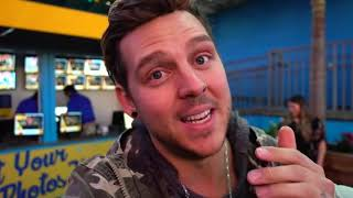 Download CASPIAN KISSED EVERLEIGH ON THE FERRIS WHEEL!! (Cutest Crush Ever) | Slyfox Family Video