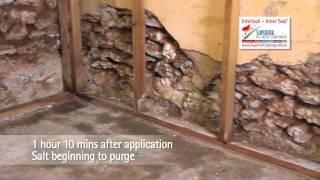 Download Interlock Inner Seal for salt damp solution in Wallaroo, South Australia Video