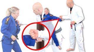 Download Judo Black Belt Shows Grip Breaks Video
