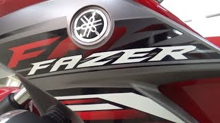 Download NEW BSIV YAMAHA FAZER 2.0 FI VERSION WITH AHO DETAIL WALK AROUND WITH EXHAUST NOTE Video