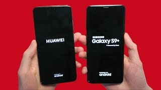 Download Huawei P20 Pro vs Samsung Galaxy S9 Plus Speed Test & Cameras! 🔥 Video