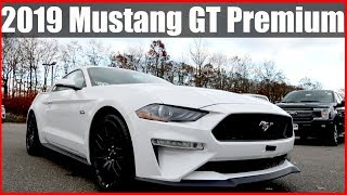 Download 2019 Ford Mustang GT Premium Review & Exhaust Rev Video