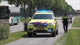 Download Hulpdiensten met spoed naar een ernstig ongeval N830 Vuren Video