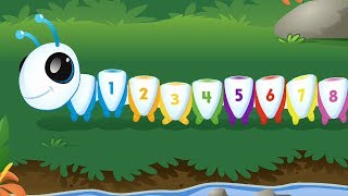 Download Fisher Price 🐛 Think & Learn Code a pillar App 🐛 Kids learn Coding & Counting Video