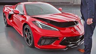 Download 2020 Chevrolet Corvette C8 – Specs, Features, Design Video
