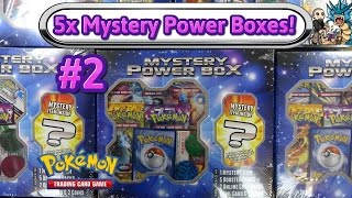 Download Opening 5x Mystery Power 1 Walmart Boxes (#2)! Pokemon TCG unboxing Video
