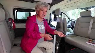 Download 68岁大妈开着房车带着老伴畅游祖国,来听听他们的故事 Video