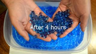 Download How To Make Water Beads or Water Marbles Video
